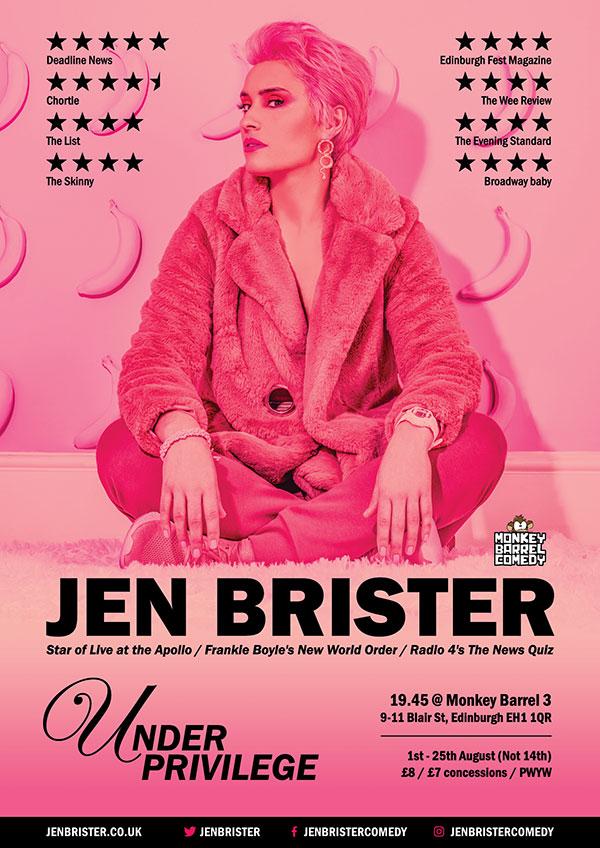 Jen Brister Under Privilege